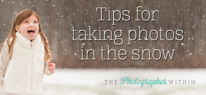 Tons of awesome snow photography tips at The Photographer Within